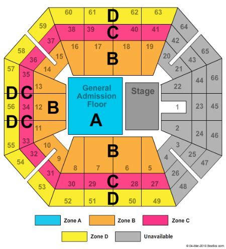 bell auditorium seating chart kevin hart taco bell arena tickets and taco bell arena seating chart
