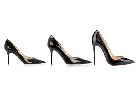 Heels 10cm tell you how to recognize the five points of high