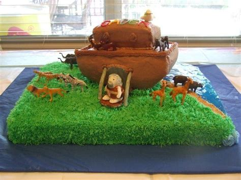 ark boat recipe 1000 images about noah s ark theme on pinterest cakes