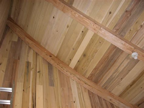 Prefinished Wood Ceiling Planks by Ceilings Riverbottom Pine Antique Pine Wide Plank Lumber