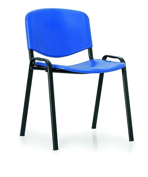 sedie sala 4 sedie per sala conferenza plastica braccioli tavoletta