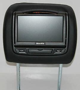 honda pilot lx   dual dvd headrest video players