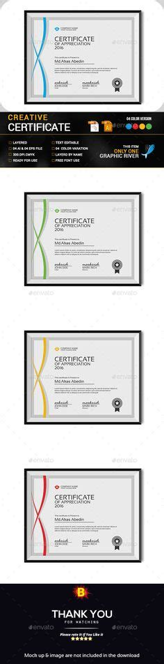 illustrator gift certificate template 1000 ideas about certificate templates on
