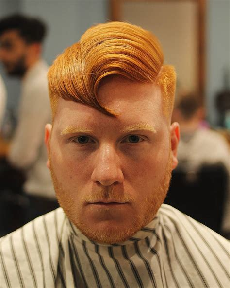 best haircut for ginger men 19 cool signature of new hairstyles for men s 2018