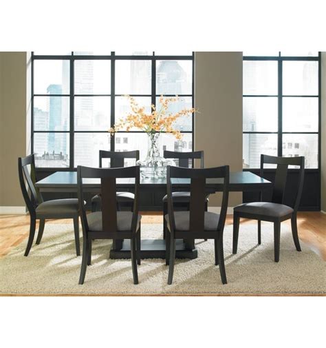 84 inch revelle extension dining table burr s