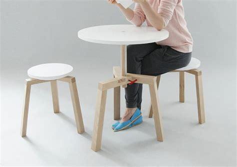adjustable table height stools takka stool set features a height adjustable table