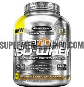 Whey Protein Murah Surabaya muscletech platinum iso jual suplemen fitness bpom murah