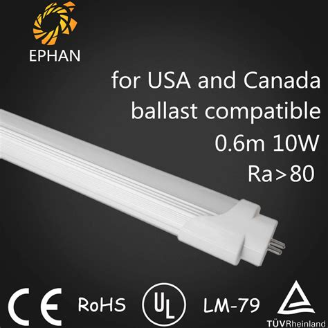 rewire fluorescent light for led ephan no rewiring led tube compatible for fluorescent