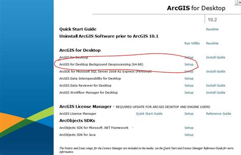 video tutorial arcgis 10 2 is 64 bit background geoprocessing native to arcgis 10 2