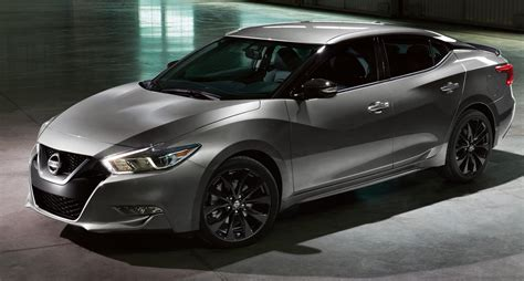 nissan maxima midnight edition nissan expands midnight edition package to six models