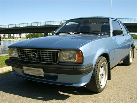 opel ascona 1979 opel ascona 2 0d related infomation specifications