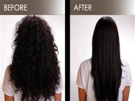 brazaillan blowout for curly hair brazilian blowout for damaged or curly hair before and