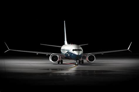 In Law Suite by Boeing S X Wing 737 Makes First Flight The Register