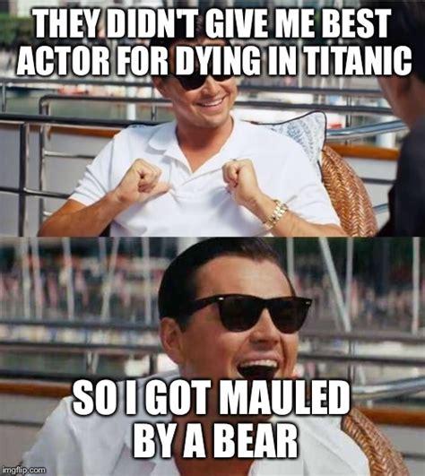 leonardo dicaprio titanic meme gallery
