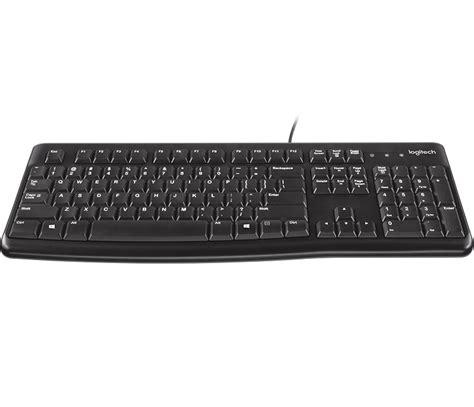 Keyboard Logitech Mk120 desktop mk120 usb keyboard mouse combo logitech