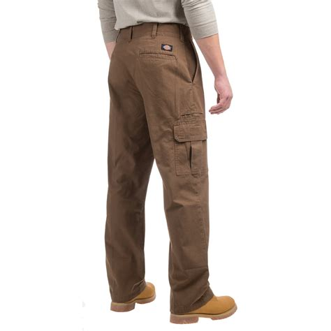 light cotton pants dickies lightweight cotton ripstop cargo pants for men