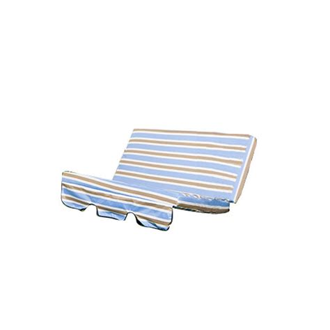 3 seat swing replacement cushions stripes replacement cushion swing seat hammock garden pads