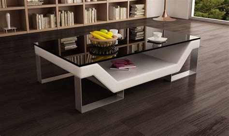 table basse verre haut de gamme ezooq