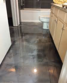 Epoxy Resin For Concrete Floors by Countertop Icoat Metallic Search Kitchen