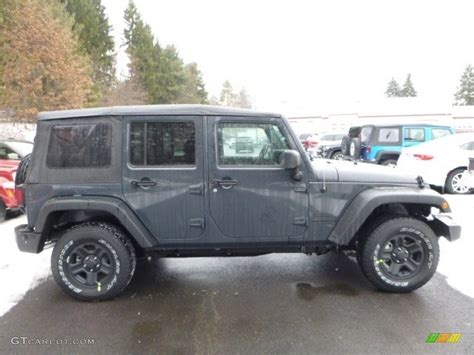 2016 Rhino Jeep Wrangler Unlimited Sport 4x4 110816689