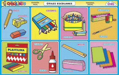 imagenes en ingles de utiles escolares chikipedia y chikilines l 193 minas escolares chikilines 46