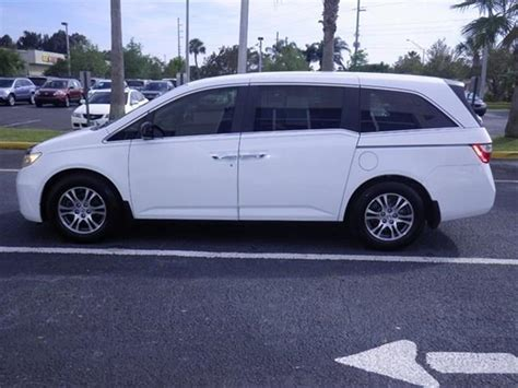 Used Honda Odyssey 2011 2011 Odyssey Honda Cheap Used Cars For Sale By Owner