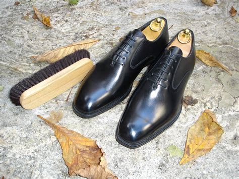 Schuhe Polieren Nylonstrumpf by Schuhe