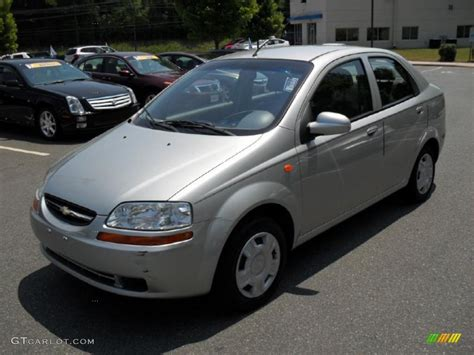2004 galaxy silver metallic chevrolet aveo sedan 31791647 gtcarlot car color galleries