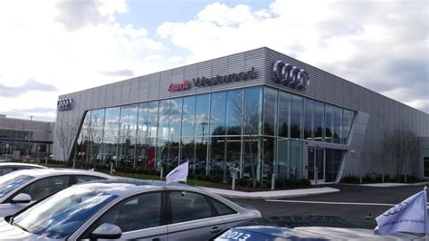 audi of westwood prime opens audi acura and porsche dealerships in westwood