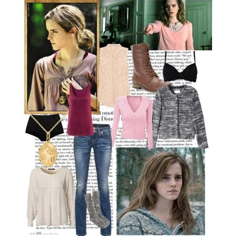 Hermione Granger Wardrobe by The Gallery For Gt Hermione Granger