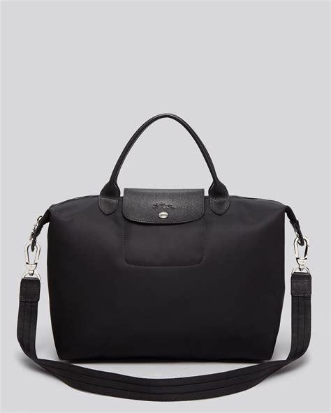 Longch Le Pliage Neo Handbag tote bags longch neo le pliage