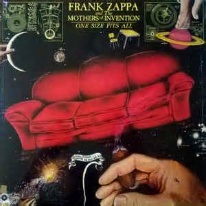 frank zappa sofa no 2 frank zappa and the mothers of invention one size fits