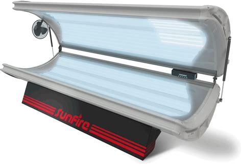 commercial tanning beds sunfire 24 deluxe commercial tanning salon bed