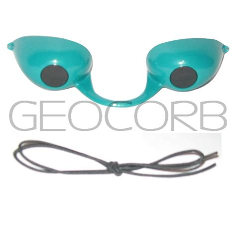 tanning bed goggles teal green peepers tanning bed eyewear goggles for uv