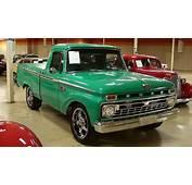 1966 Ford F100 Pickup 352 V8  YouTube