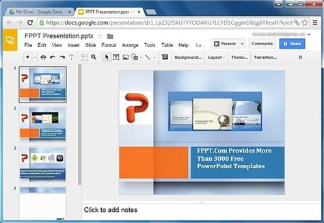 How To Edit Powerpoint Attachment In Google Slides Modify Template Powerpoint
