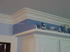 Oakland Kitchen Cabinets how to install crown molding 106 for about 4 13 ft the
