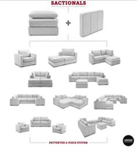 lovesac configurations lovesac coolest piece of furniture it comes apart and you