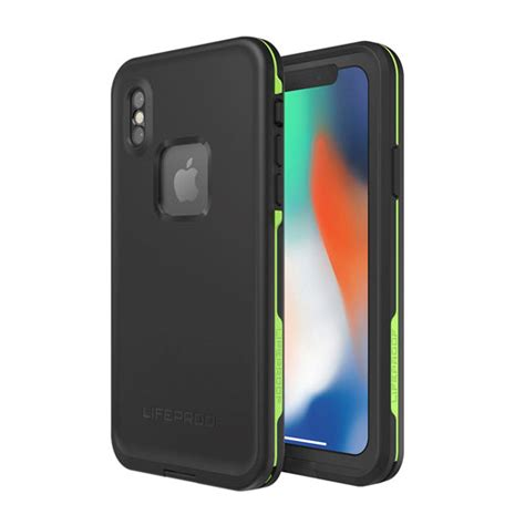 lifeproof fre waterproof for iphone x xs lite black shop and ship south africa