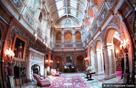 Treasure Trove Floor Plan Architecture In Pop Culture Downton Abbey Msb Architects