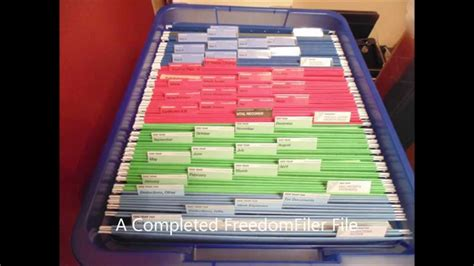 home home office filing best freedom filer the best home filing system