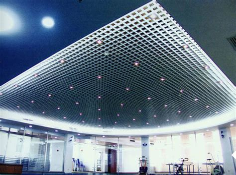 open grid ceiling false aluminum grid ceiling open cell ceiling ceilings