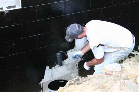 island basement waterproofing driveway paving