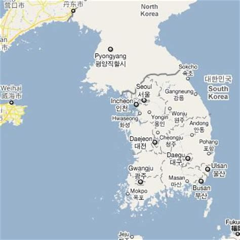 us air bases in korea map overview of osan air base in south korea