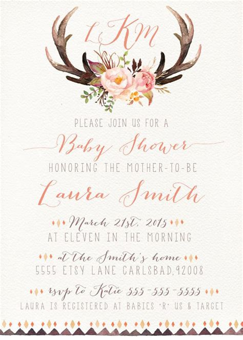 Baby Shower Guys Invited by 17 Best Images About Bohemian X Baby Shower On