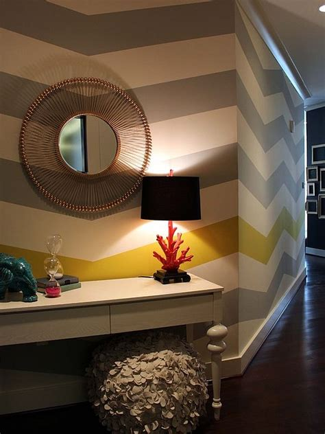chevron pattern craze   pull    home