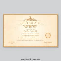 software license certificate template certificate template vector free