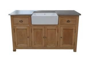 meuble cuisine bois massif meuble evier de cuisine cagne chic
