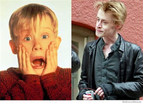 Macaulay Culkin Memes - macaulay culkin doesnt look too healthy weknowmemes