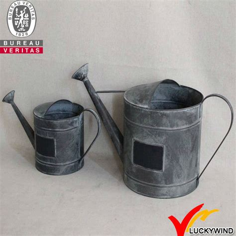 decorative watering cans wholesale oval french antique mini garden decorative metal